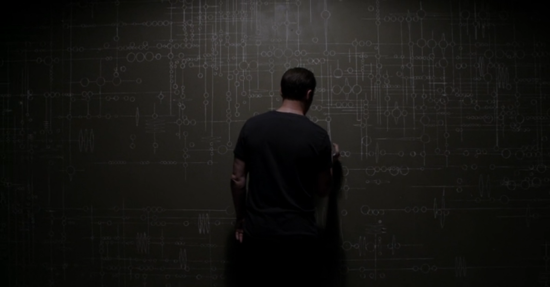 Agents Of S H I E L D What Was Coulson Writing On The Wall