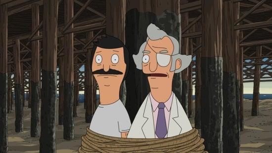 Bob's Burgers Season 4 Finale: World Wharf II: The Wharfening