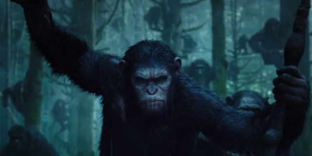 dawn of the planet of the apes new trailer