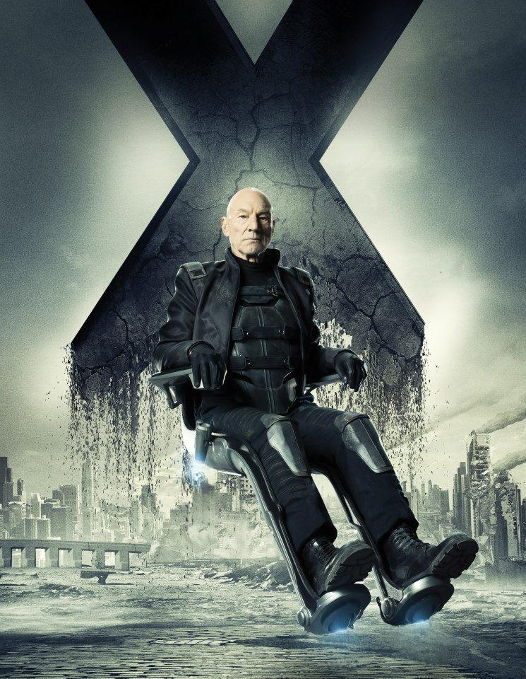 X-Men: Days Of Future Past Cast Answers Fan Questions X Men Days Of Future Past Professor X
