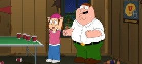 family guy meg stinks!