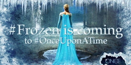 Frozen - Once Upon A Time