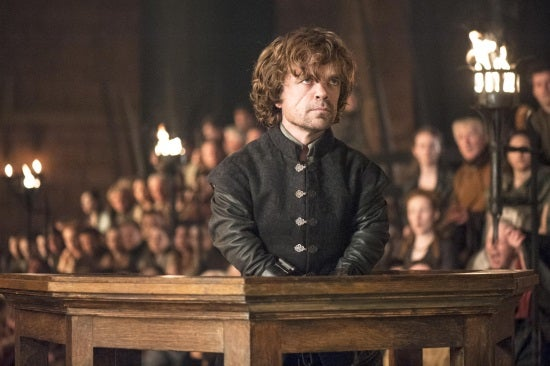 Game Of Thrones: Sibel Kekilli, Lena Headey And Peter Dinklage Talk Tyrion's Trial