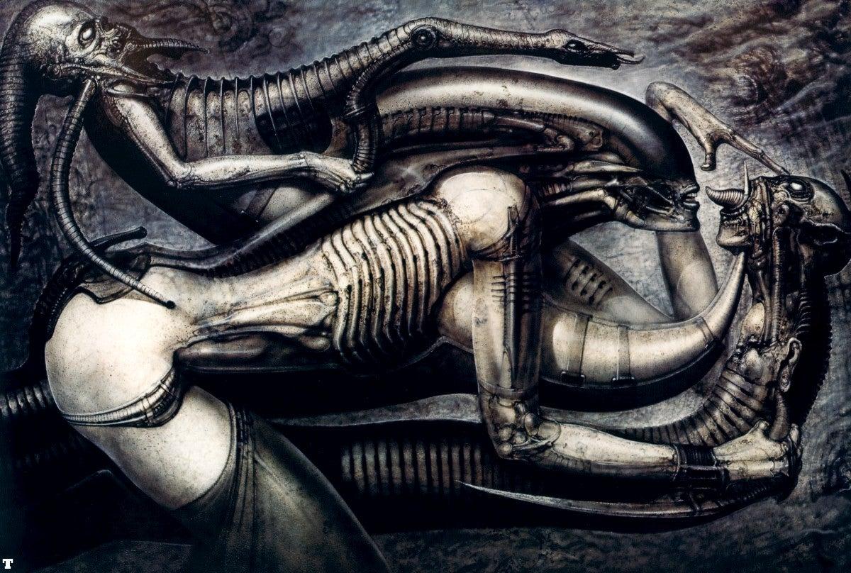 R.I.P. Aliens Designer H.R. Giger