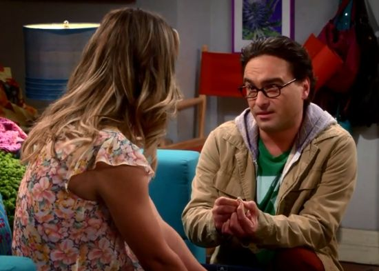 big bang theory when did penny and leonard start dating