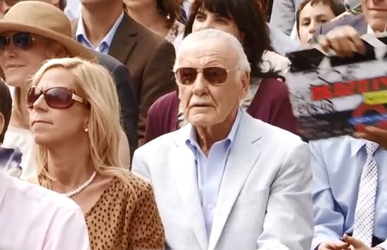 Stan Lee cameo Amazing Spider-Man 2