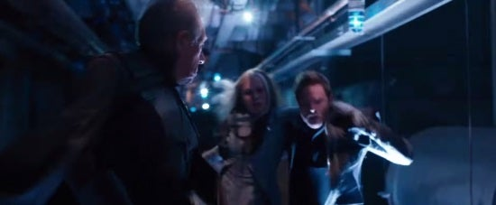 X-Men: Days of Future Past - Deleted Rogue Scene