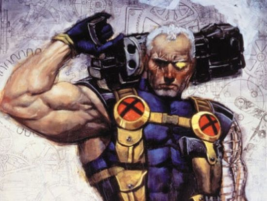 Cable X-Men Movie