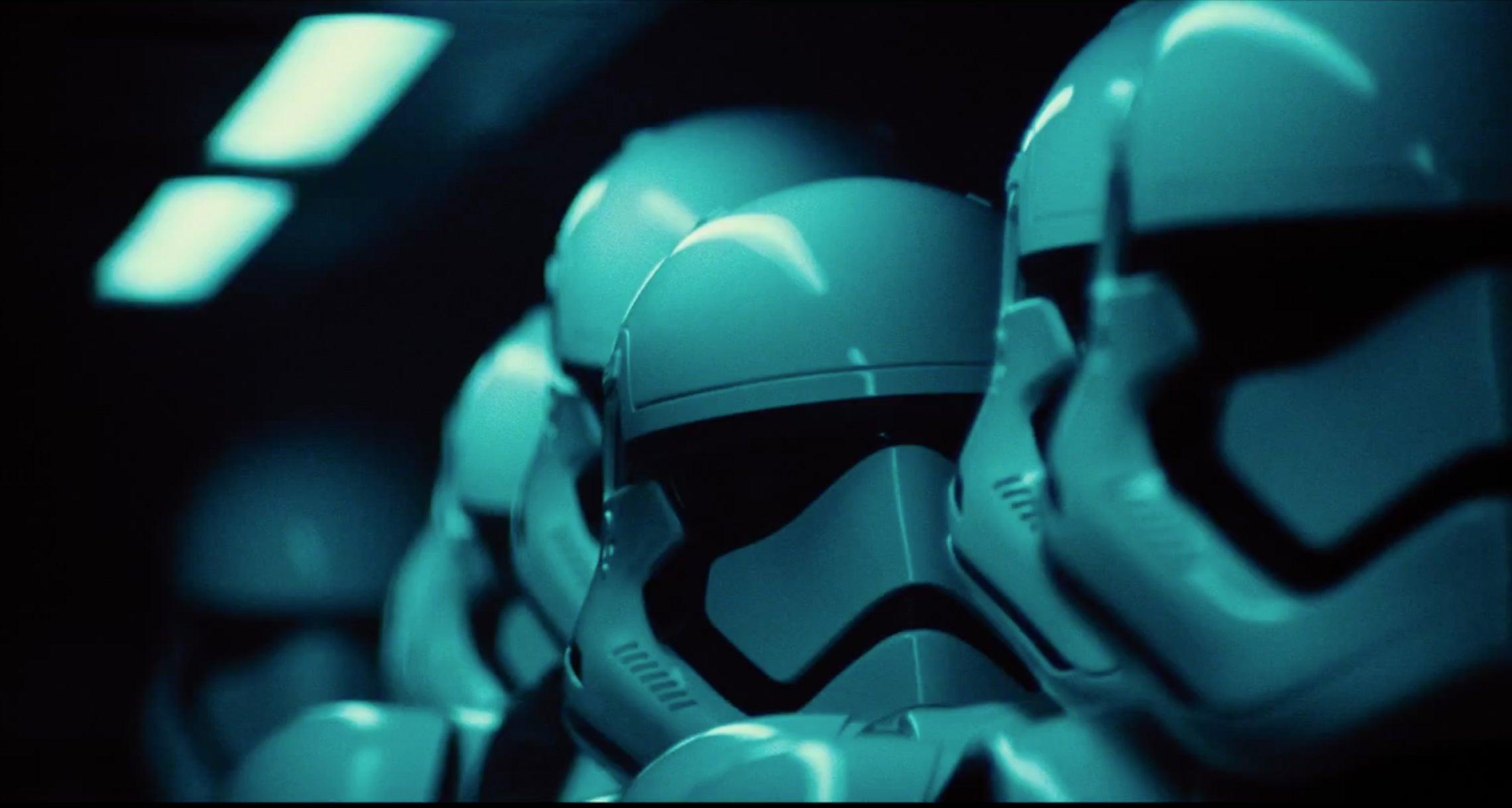 1 - Star Wars The Force Awakens