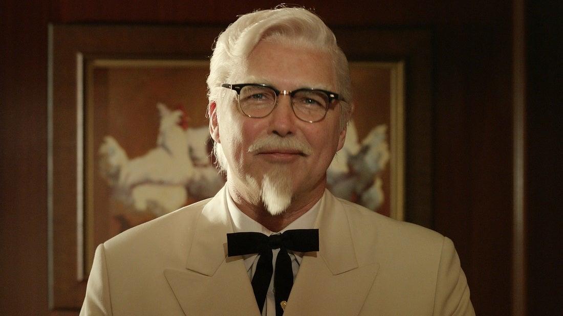 Norm MacDonald Is KFC's New Colonel Sanders