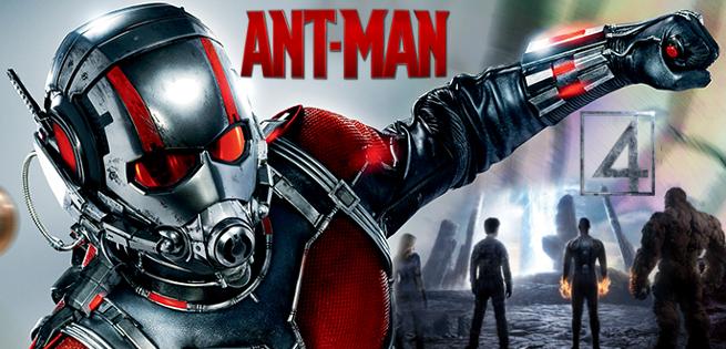 Fantastic Four's Third Weekend Falls Below Ant-Man's Sixth Weekend