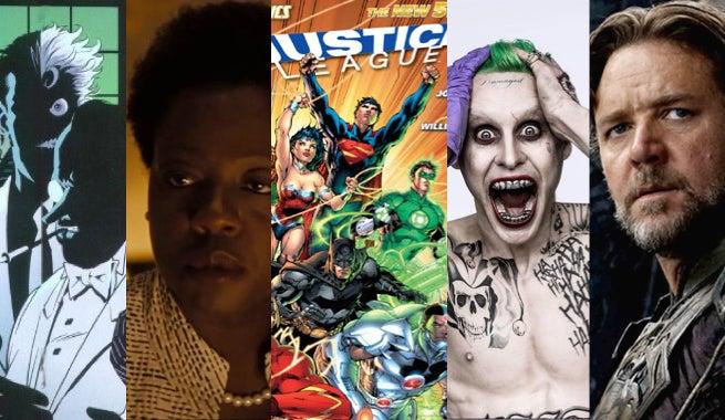 batman v superman cameos