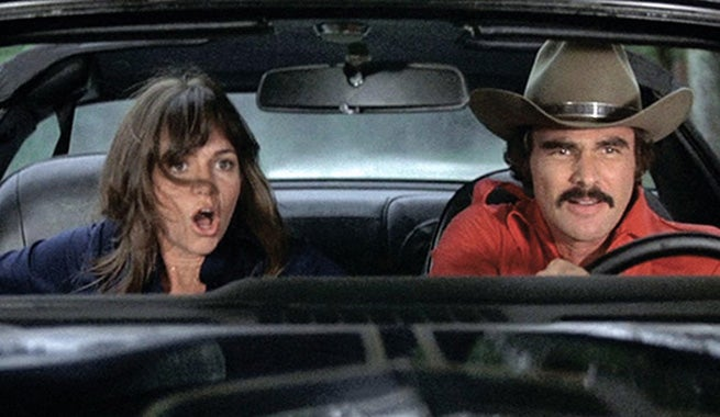 Burt Reynolds Reveals How Many Pontiacs Were Used In Smokey And The Bandit