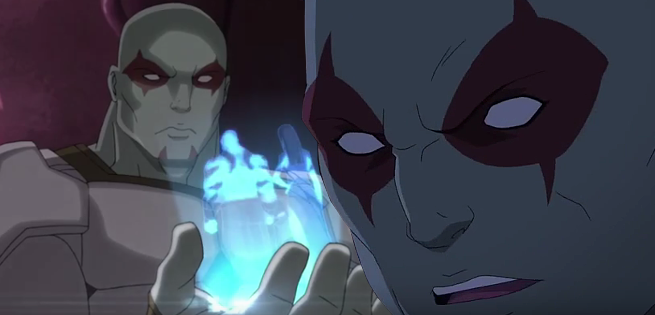 Drax's Origin In New Clips From Marvel's Guardians Of The Galaxy Animated Series