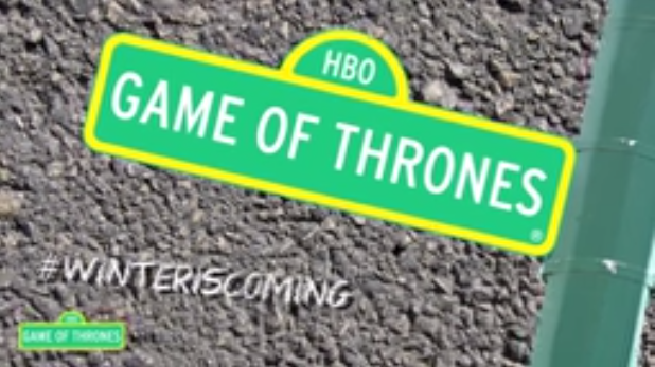 Game Of Thrones Done To Sesame Street Theme Song