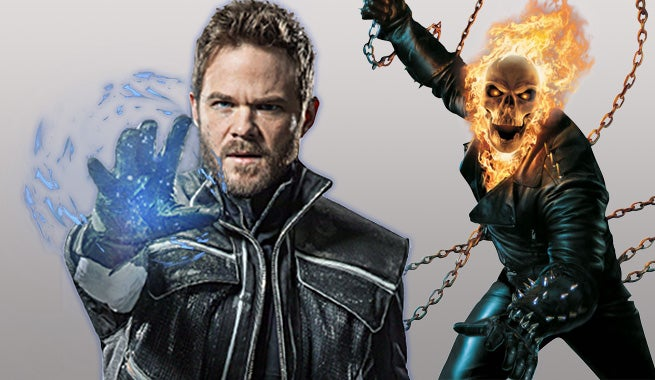 Shawn Ashmore Would Do A Standalone Iceman Movie -- Or Ghost Rider