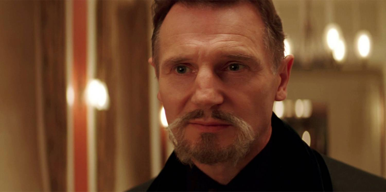 Liam Neeson as Henri Ducard i Batman Begins
