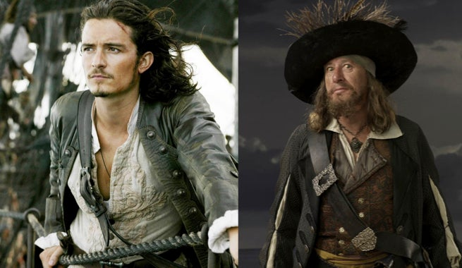 Orlando Bloom and Geoffrey Rush Confirmed For Pirates of the Caribbean: Dead Men Tell No Tales
