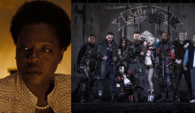 Viola Davis Is 'Blown Away' By Suicide Squad