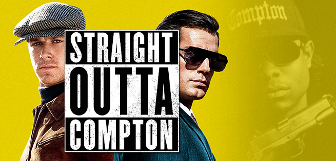 Straight Outta Compton Has Box Office Competition Screaming U.N.C.L.E!