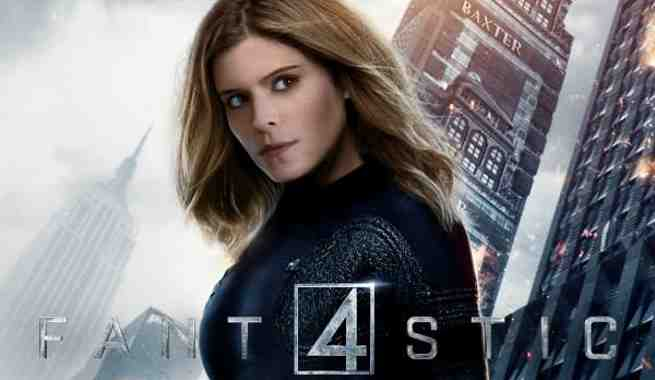 Kate Mara Jokes About Fantastic Four Failure