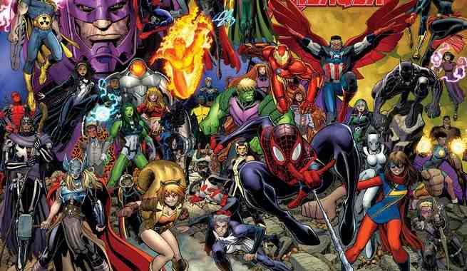 Avengers 0 Adams Wraparound Variant