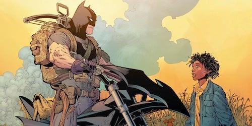 Batman - Capullo - Zero Year