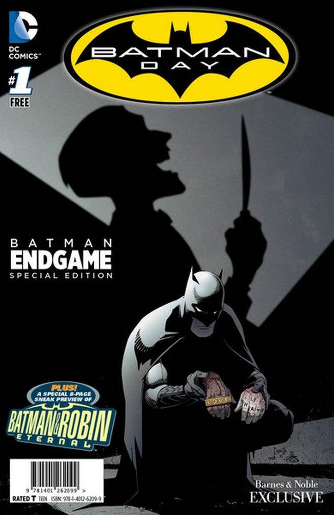 FREE Batman Comic Book at Barn...