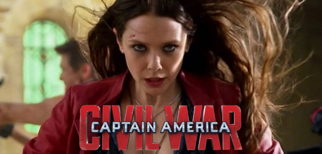 Elizabeth Olsen Isn't Sure If A Scarlet Witch Solo Film Would Be Necessary
