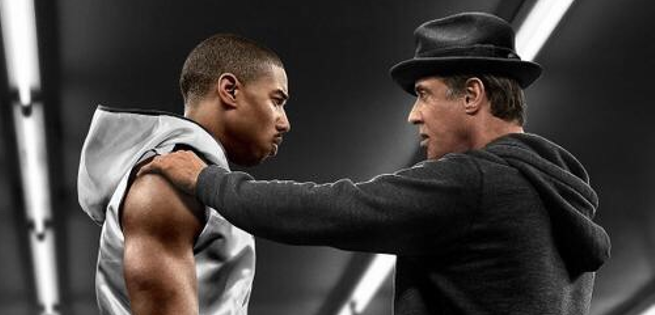 First Poster & TV Spot For Rocky Spinoff Creed