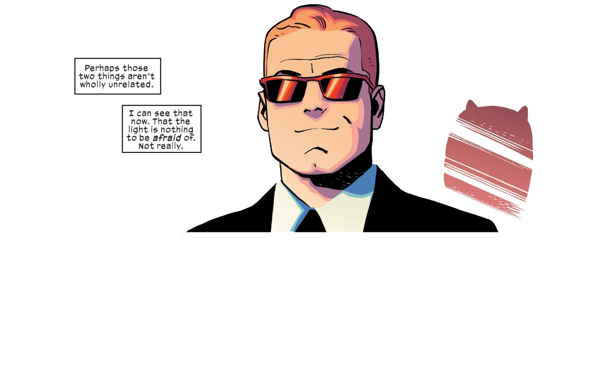 Daredevil #18 Review - The Light
