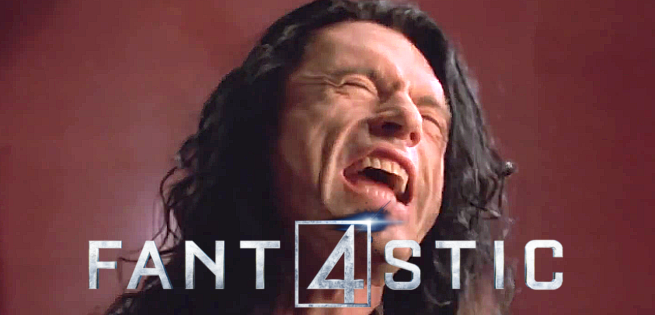 Oh Hi, Fox! The Room's Tommy Wiseau Wants To Direct The Fantastic Four Sequel