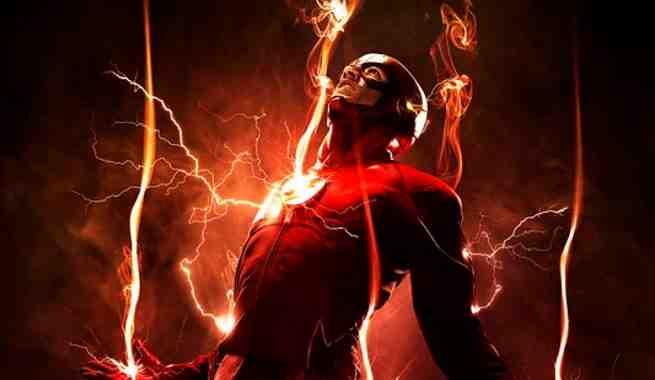 flash season 2 poster