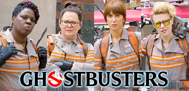 Kristen Wiig Was Bummed Out By All-Female Ghostbusters Backlash