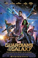 Guardians Of The Galaxy movie poster image
