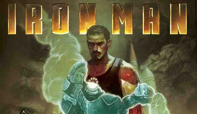 Guidebook to the Marvel Cinematic Universe Iron Man Cover