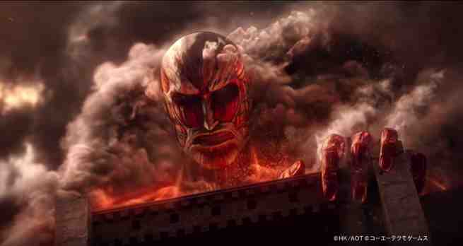 Attack on Titan PlayStation