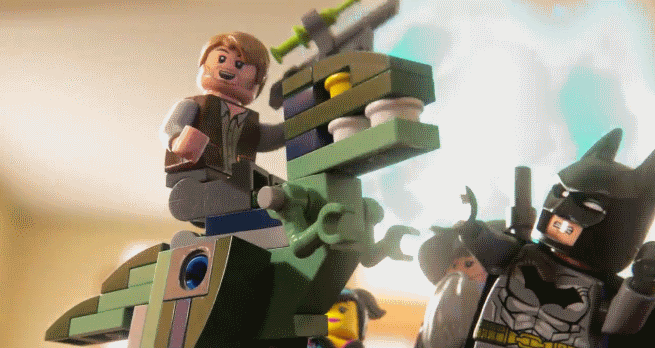 LEGO Dimensions Launch Trailer Released