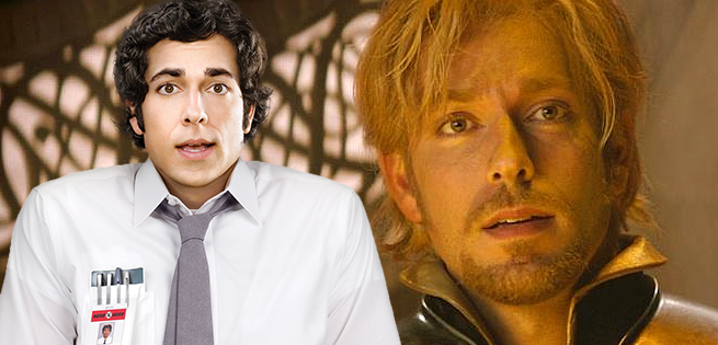 Zachary Levi Says Playing Fandral Doesn't Preclude Him From Playing Another Marvel Character
