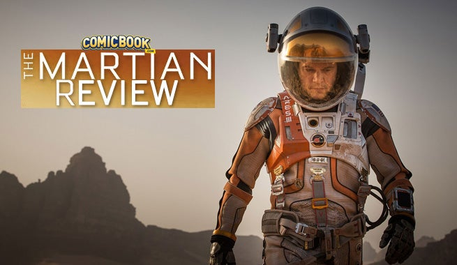MartianReview