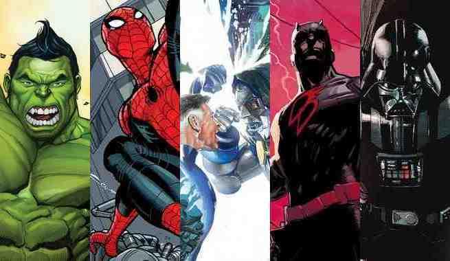 Marvel December 2015