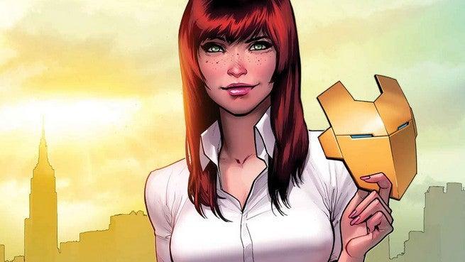 Mary Jane Iron Man