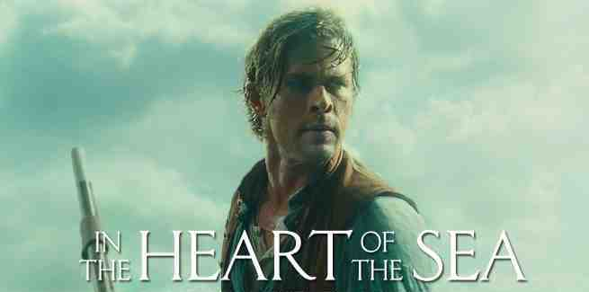 Chris Hemsworth's In The Heart Of The Sea Trailer #3 Released