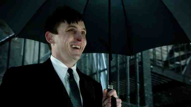 oswald cobblepot the penguin robin lord taylor