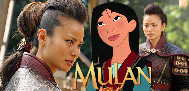 Once Upon A Time Is Bringing Back Jamie Chung's Mulan