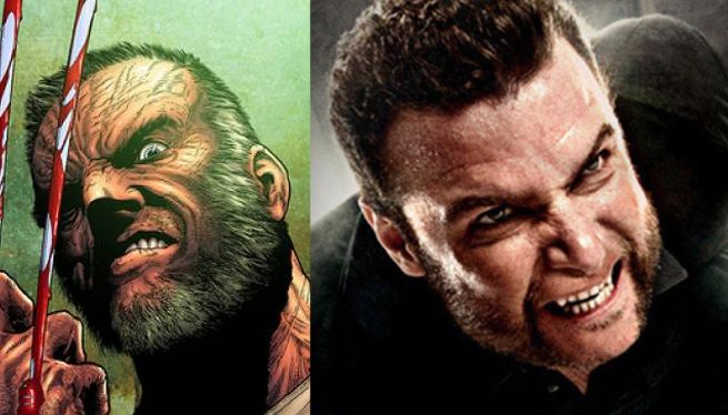 Liev Schreiber Talks Sabretooth In Wolverine 3, Heard It's Old Man Logan