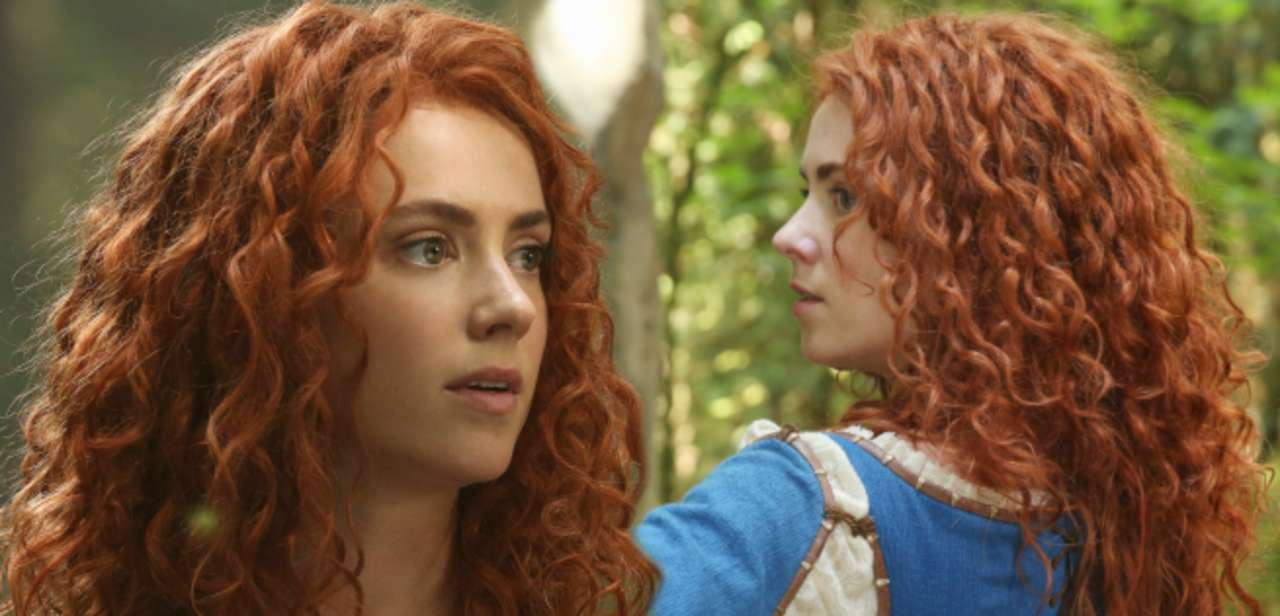 Amy Manson Once Upon A Time once upon a time season 5 photos released