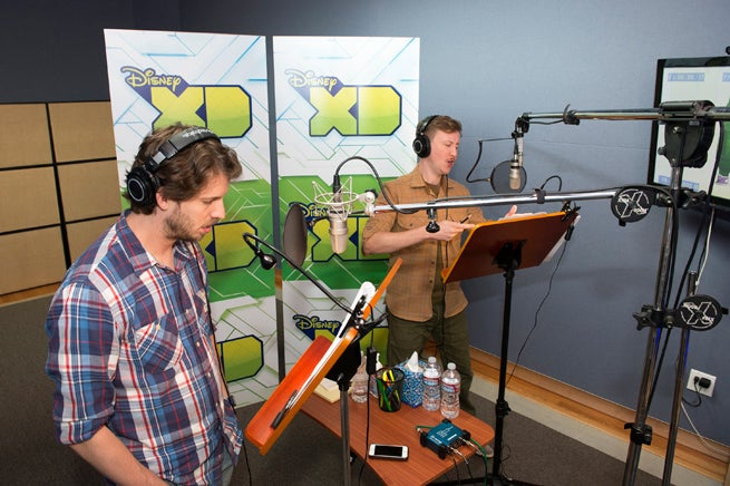 Pickle-and-peanut-cast-recording