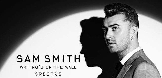 """Official: Sam Smith To Perform SPECTRE Theme Song, Titled """"Writing's On The Wall"""""""
