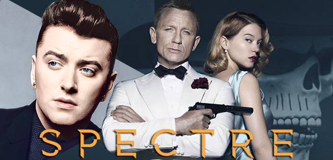 Spectre: Sam Smith Reveals He's Singing The New James Bond Title Song